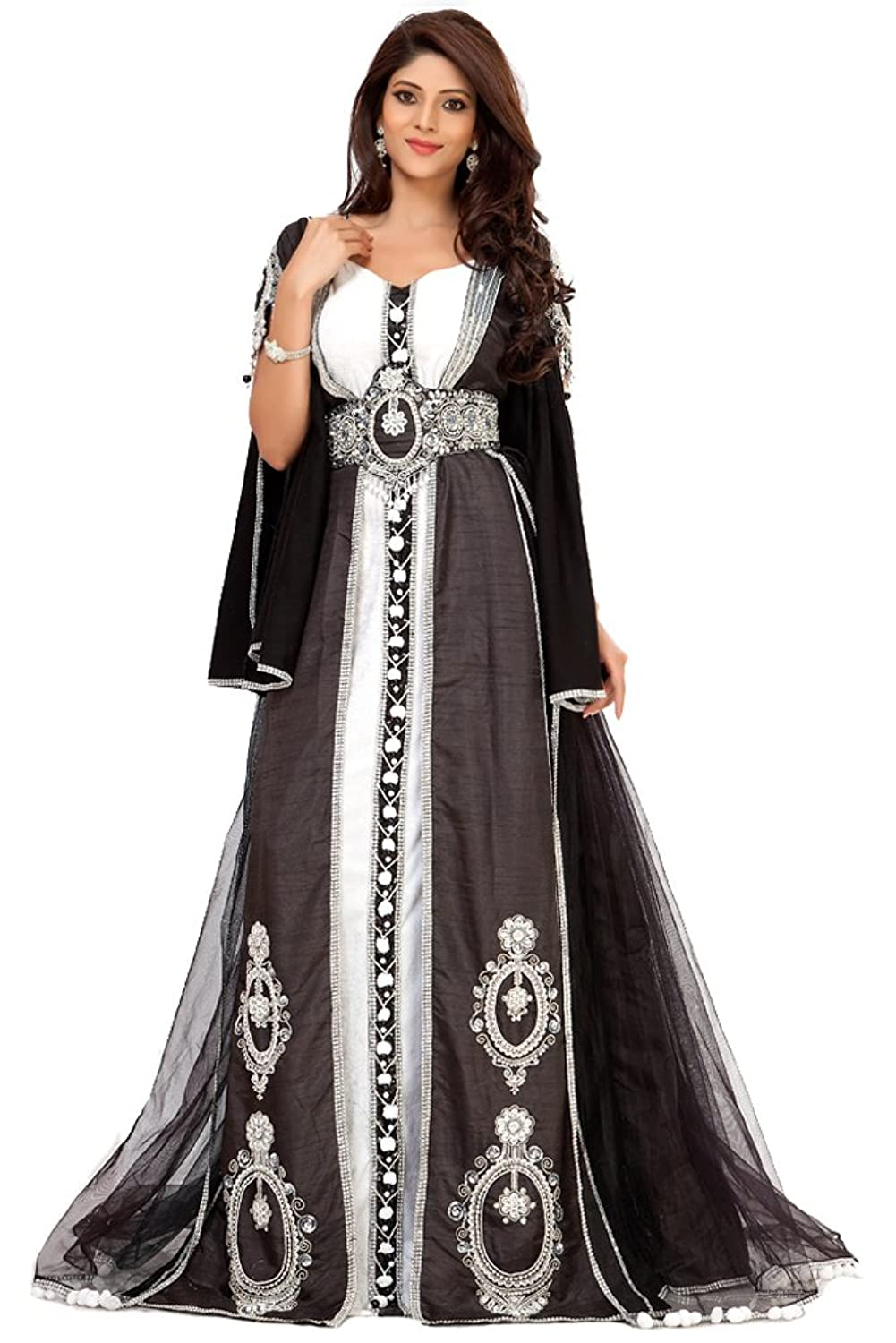 moroccon wedding dress