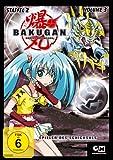 echange, troc DVD * Bakugan - Spieler des Schicksals: Staffel 2 / Vol. 3 [Import allemand]