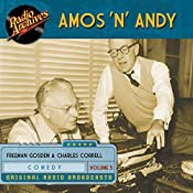 Amos 'n' Andy, Volume 5 | Freeman Gosden