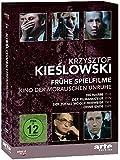 Krzysztof Kieslowski: Frühe Spielfilme - Kino der moralischen Unruhe (OmU, 4 DVDs)