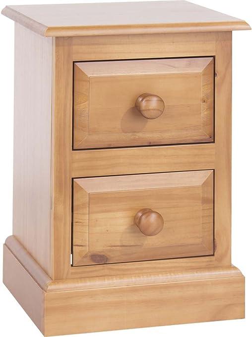 Prodotti Core 2cassetti, comodino, legno, oro antico, laccato, 32x 36x 53cm