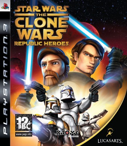 Star Wars: The Clone Wars - Republic Heroes (PS3) by ACTIVISION (Star Wars Games For Ps3 compare prices)