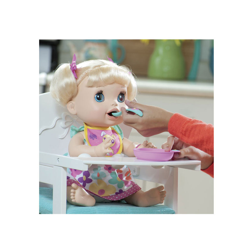 New Baby Alive Real Surprises Doll Interactive Talking