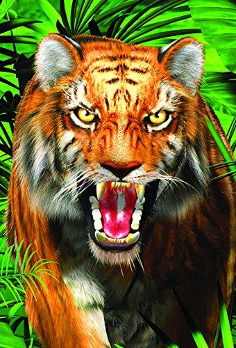 Gift Trenz Tiger- 3D Magnet