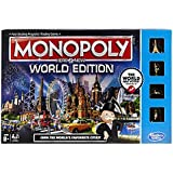Monopoly Here and Now World Edition Board Game