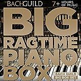 Big Ragtime Piano Box Album Cover