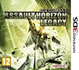 Ace Combat Assault Horizon Legacy (Nintendo 3DS)