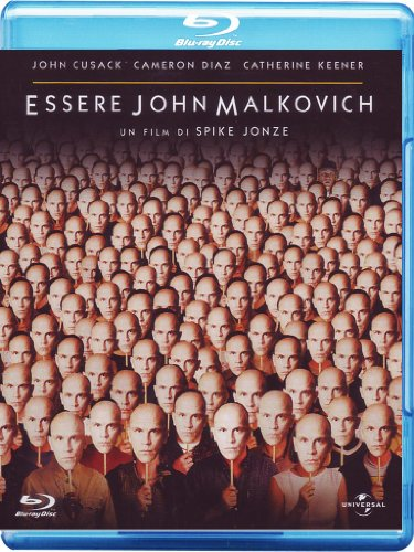 Essere John Malkovich [Blu-ray] [IT Import]