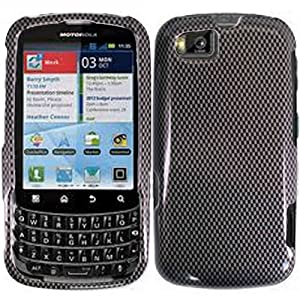 Carbon Fiber Hard Case Cover for Motorola Admiral XT603