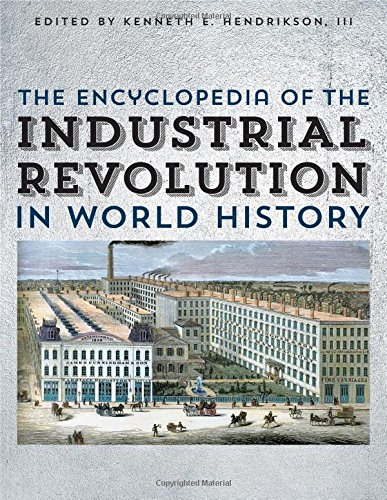 the industrial revolution a world phenomenon Increased since the start of the industrial revolution, in the 18th century   that this global warming phenomenon is largely caused by the.
