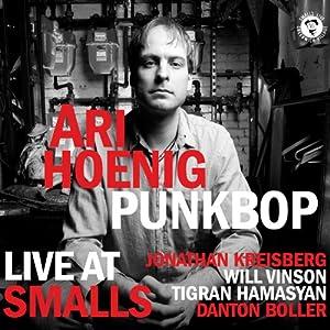 Ari Hoenig Punk Bop - Live At Smalls cover