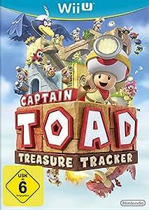 Captain Toad: Treasure Tracker Standard Edition - [Wii U]