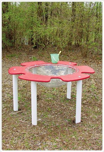 Sport Play 902-806-S Tot Town Single Sand & Water Table
