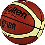 Molten BGL6 Ballon de basket-ball Orange crème 6