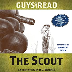 Guys Read: The Scout Audiobook