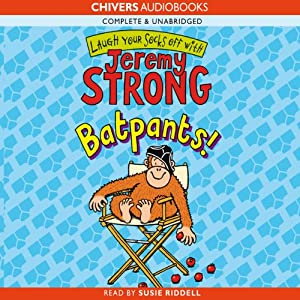 Batpants! | [Jeremy Strong]