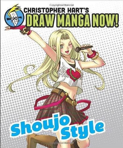 Shoujo Style: Christopher Hart's Draw Manga Now! (Drawing Shoujo Manga compare prices)