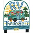 M & R Technologies 2960 RV There Yet? Counted Cross Stitch Kit-7.5\