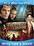 The Brothers Grimm [Blu-ray]