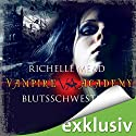 Blutsschwestern (Vampire Academy 1) Audiobook by Richelle Mead Narrated by Marie Bierstedt