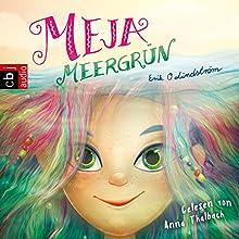 Das geheimnisvolle Meeresleuchten (Meja Meergrün 1) Hörbuch von Erik Ole Lindström Gesprochen von: Anna Thalbach