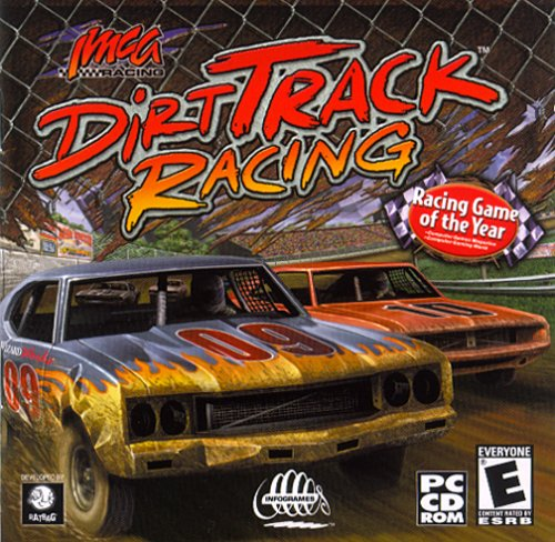 Dirt Track Racing (Jewel Case)