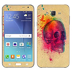 Theskinmantra Skulls SKIN for Samsung Galaxy J7