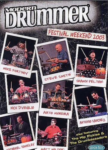 Modern Drummer Festival Weekend 2003 [DVD]
