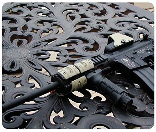 Guns Airsoft Eotech Customized Rectangle Mousepad, Mouse Pad