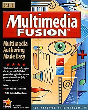Multimedia Fusion 1.0