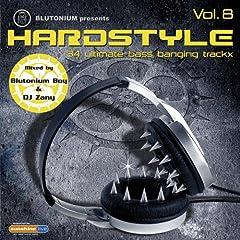 Blutonium Boy Presents Hardstyle VOL.8 61PTRWMEDWL._AA240_