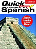 img - for Quick Take Off In Latin American Spanish (Take Off In Series) book / textbook / text book