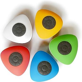 IPX4 Slimline Bluetooth Shower Speakers