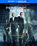 Person of Interest: Season 4 [Blu-ray]