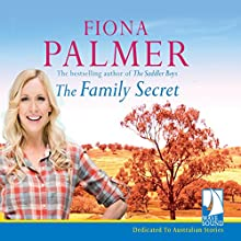 The Family Secret Audiobook by Fiona Palmer Narrated by Danielle Baynes