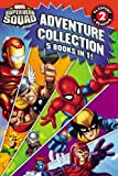 img - for Super Hero Squad Adventure Collection (Passport to Reading Level 2) book / textbook / text book