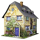 Ravensburger Country Cottage 3D Puzzle (216-Piece)