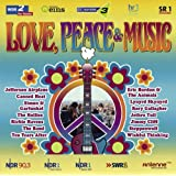 "Love, Peace & Musicvon ""Jefferson Airplane"""