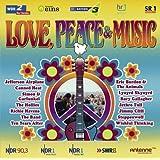 "Love, Peace & Musicvon ""Jefferson Airplane"""