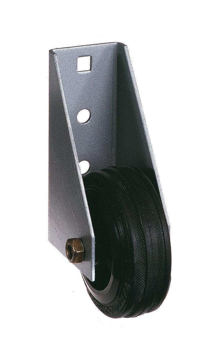 GAHAlberts 214357 Torlaufrolle, für schwere Tore, zum Anschrauben, feuerverzinkt, Ø160 mm  BaumarktÜberprüfung und Beschreibung