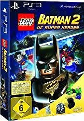 LEGO Batman 2 - DC Super Heroes (USK) für PlayStation 3 ab 39,99 Euro