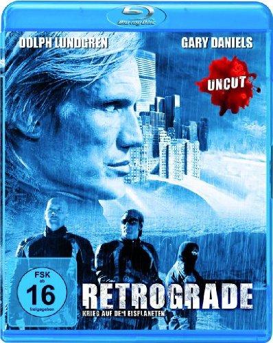 Retrograde - Krieg auf dem Eisplaneten - Uncut [Blu-ray]