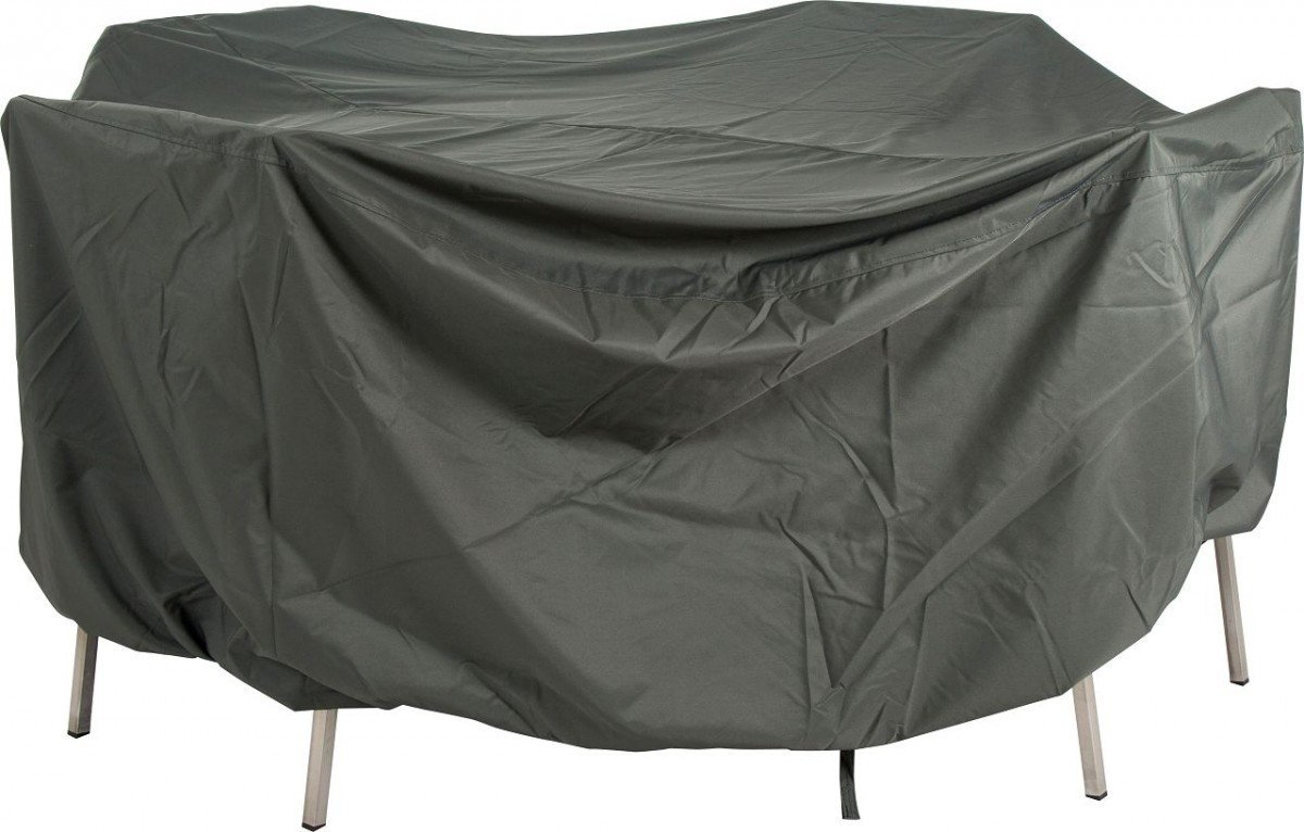 Dreams4Home Schutzhülle für Sitzgruppe L – Schutzhülle, Hülle, Abdeckung, Gartenmöbelabdeckung, B/H/T: 150 x 90 x 200 cm, mit Bindebändern, 100% Polyester PU beschichtet, in grau online kaufen