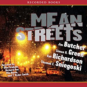 Mean Streets Audiobook
