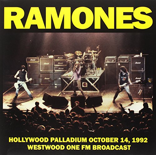 Live at the Hollywood Palladium October