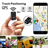 Konnison-1 GF07 GSM GPRS Mini Car GPS Locator Tracker Car GPS Tracker Anti-Lost Recording Tracking Device Voice Control Can Record