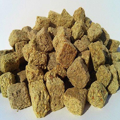 Freeze Dried Brine Shrimp Cubes ... 1/4-lb (Freeze Dried Goldfish compare prices)