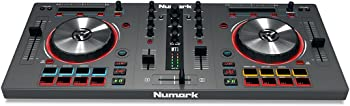 Numark Mixtrack 3 All-in-one Controller Solution