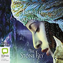 The Stone Key: The Obernewtyn Chronicles, Book 6 Audiobook by Isobelle Carmody Narrated by Isobelle Carmody