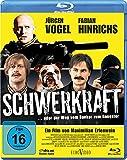 DVD Cover 'Schwerkraft ... oder der Weg vom Banker zum Gangster [Blu-ray]